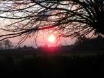Der erste Sonnenaufgang in der neuen Heimat