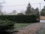 Es schneit! Angeblich nur einmal in zehn Jahren.