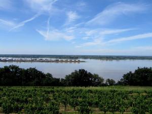 Garonne und Dordogne