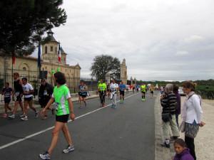Beim Marathon du Médoc
