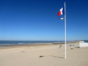 Strand von Soulac