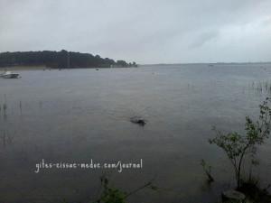 Trübes Wetter